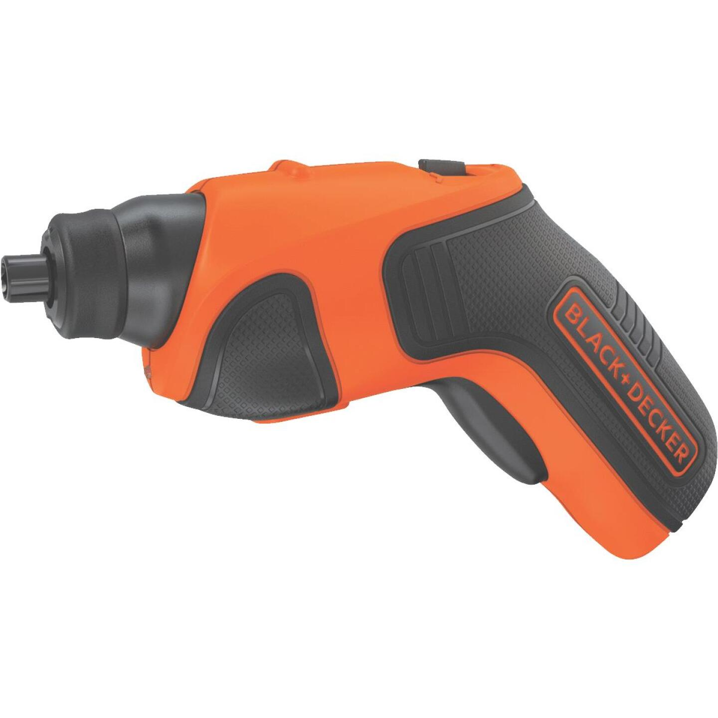 Black & Decker 4-Volt MAX Lithium-Ion 1/4 In. Cordless Screwdriver Image 1