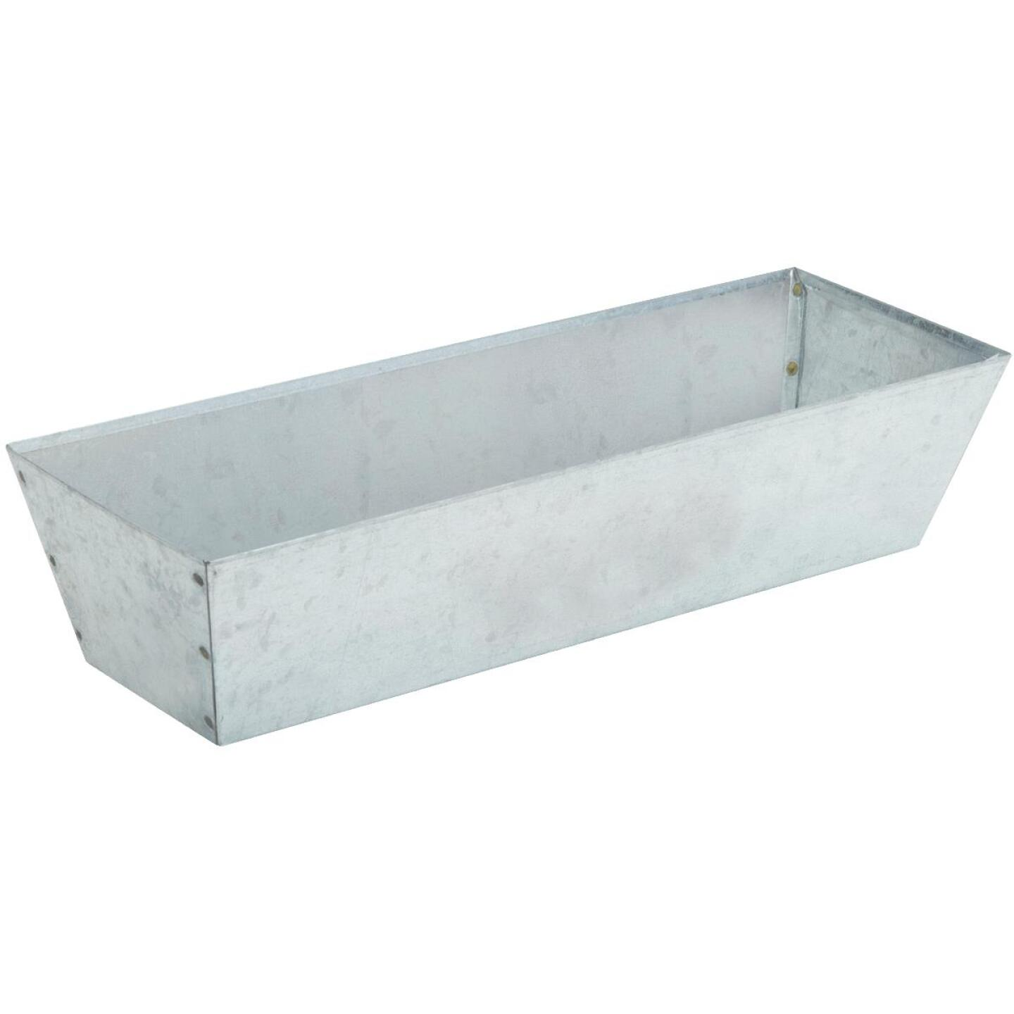Do it 14 In. Galvanized Steel Mud Pan Image 1