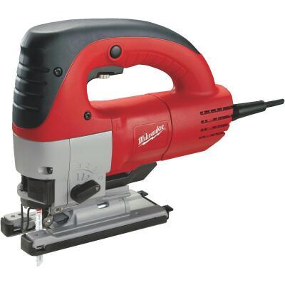 Milwaukee 6.0A 4-Position 0-3000 SPM Jig Saw Kit