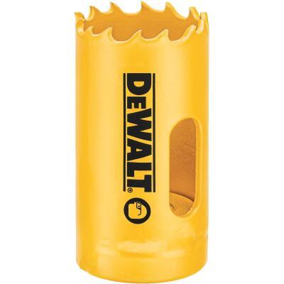 DeWalt 1 In. Bi-Metal Hole Saw