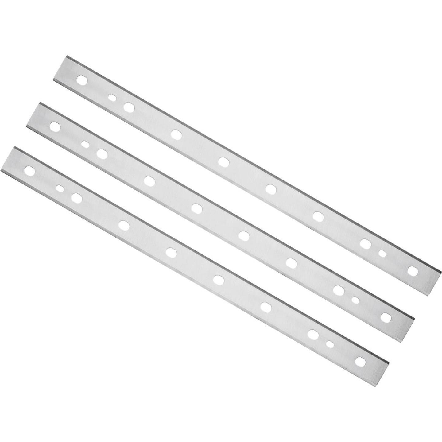 DeWalt 12-1/2 In. High Speed Steel Planer Blade (3-Pack) Image 2