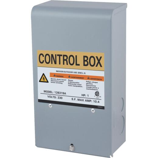 Star Water Systems 1 HP 230V Quick Disconnect Pump Control Box