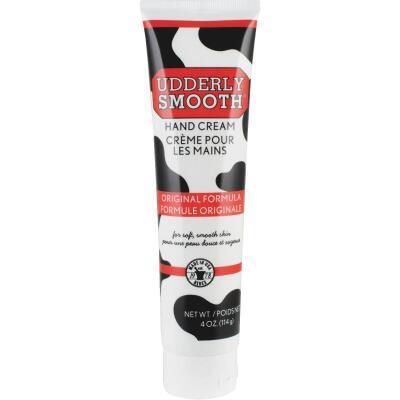 Udderly Smooth 4 Oz. Tube Udder Cream Lotion