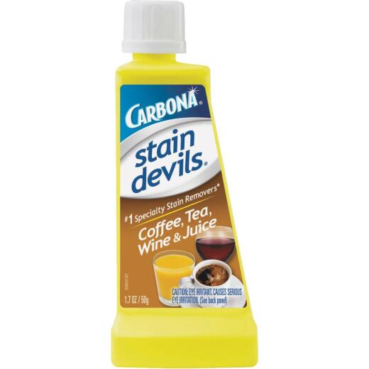 Carbona Stain Devils 1.7 Oz. Formula 8 Coffee, Tea, Wine & Juice Stain Remover