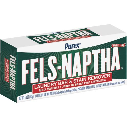 Fels-Naptha 5 Oz. Laundry Soap Bar
