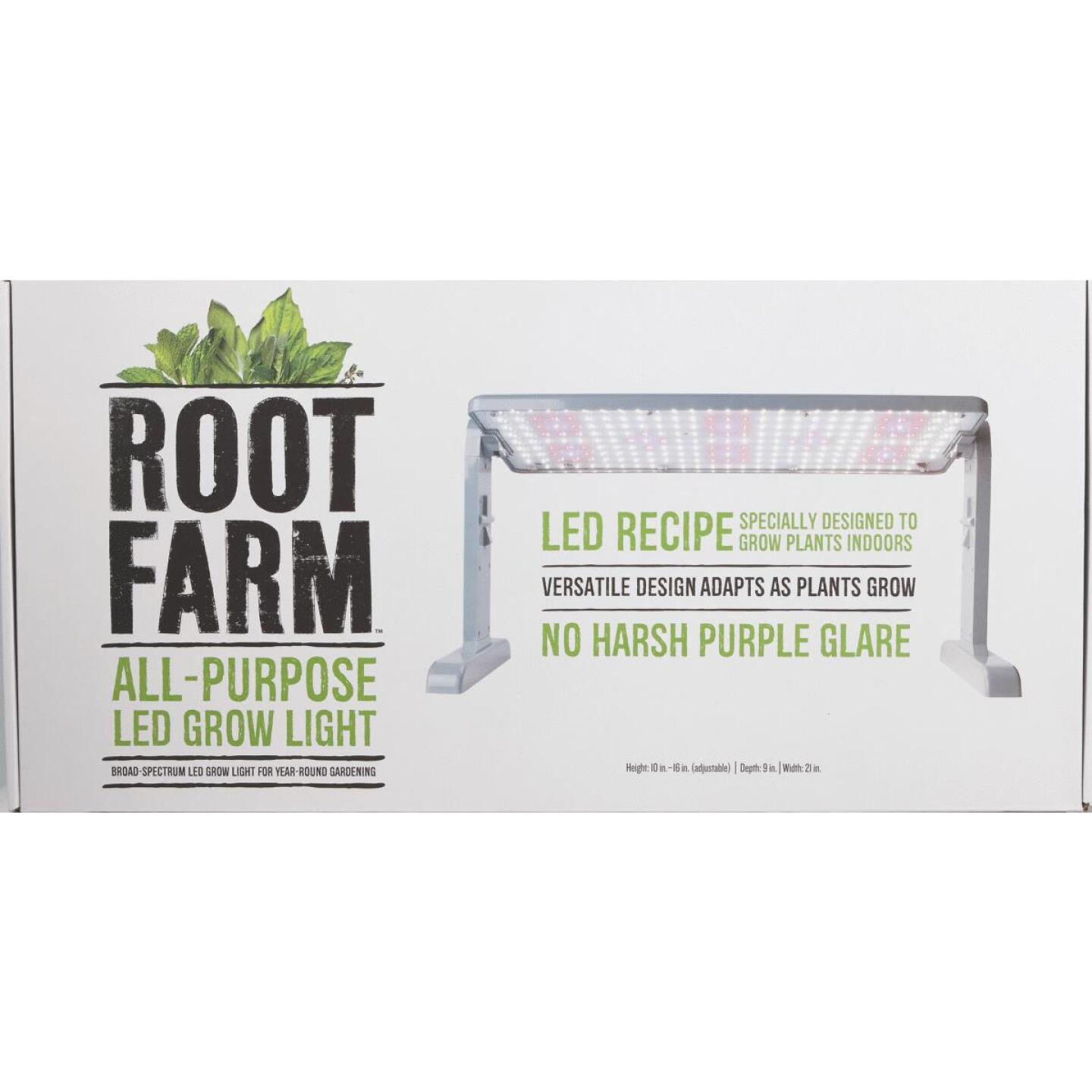 Root Farm 45W LED Plant Light Image 2