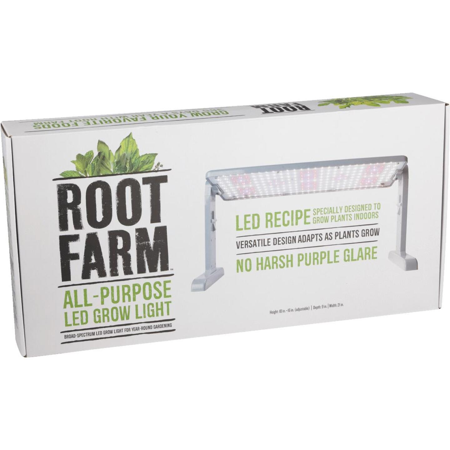 Root Farm 45W LED Plant Light Image 3