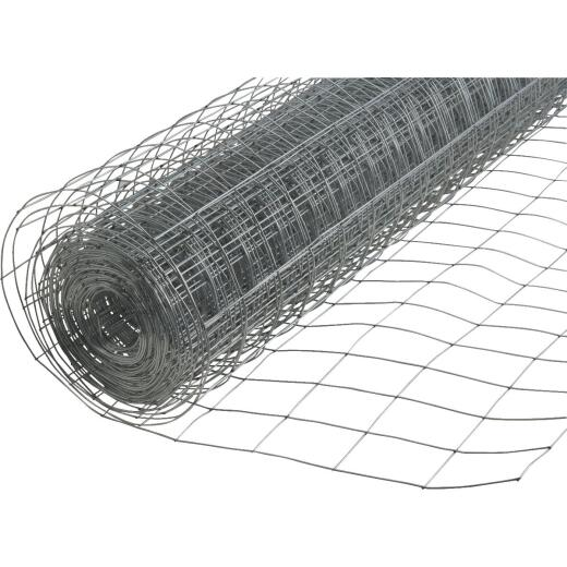 Do it Economy 48 In. H. x 50 Ft. L. (3x2) Galvanized Welded Wire Fence